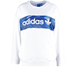 BLUE GEOLOGY - bluza - adidas Originals