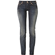 OLIVYA - jeansy straight leg - 7 for all mankind