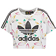 PHARRELL WILLIAMS - t-shirt z nadrukiem - adidas Originals