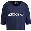 BLUE GEOLOGY - t-shirt z nadrukiem - adidas Originals