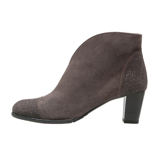 TOULOUSE - ankle boot - ara - kolor szary