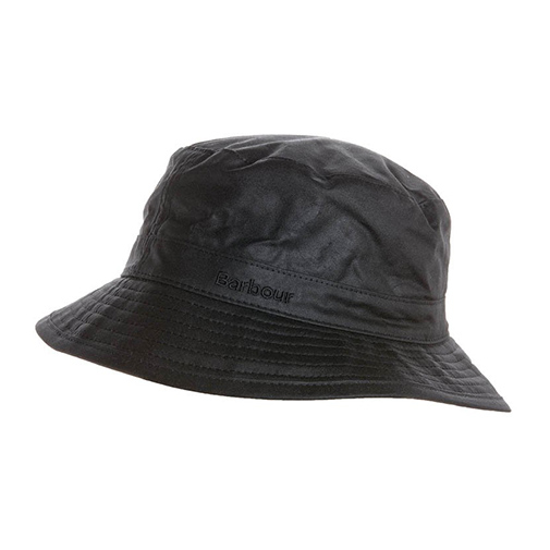 WAX SPORTS HAT - kapelusz - Barbour - kolor czarny